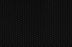 Fundo abstrato preto do teste padrão da textura do ponto, grande close up macro textured horizontal detalhado, espaço vazio vazio imagem de stock