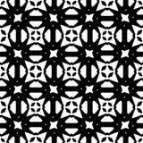 Fundo abstrato preto e branco ilustração do vetor