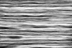 Fundo abstrato preto e branco Fotos de Stock