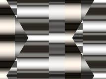 Fundo abstrato preto e cinzento, multilayers modernos do inclinação Imagem de Stock Royalty Free