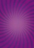 Fundo abstrato roxo com linhas Imagens de Stock Royalty Free