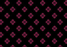 Fundo abstrato roxo sem emenda Imagem de Stock