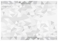 Fundo abstrato simples de Geomteric Imagens de Stock Royalty Free