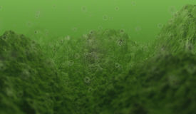 Fundo abstrato subaquático Imagem de Stock Royalty Free