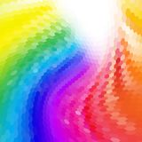 Fundo abstrato triangular colorido Ilustração do vetor do EPS 10 ??? 10 ilustração royalty free