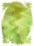 Fundo abstrato verde ilustração do vetor