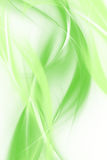 Fundo abstrato verde ilustração royalty free