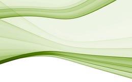 Fundo abstrato verde Fotografia de Stock Royalty Free