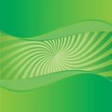 Fundo abstrato verde fresco Imagem de Stock Royalty Free