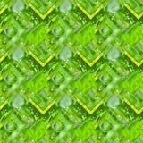 Fundo abstrato verde sem emenda ilustração royalty free