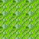 Fundo abstrato verde sem emenda ilustração stock