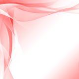 Fundo abstrato vermelho ilustração royalty free