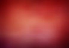 Fundo abstrato vermelho do borrão ilustração royalty free