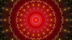 Fundo abstrato vermelho do movimento do laço ilustração stock
