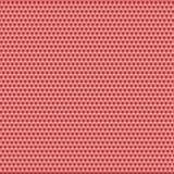 Fundo abstrato vermelho quadriculação Fotos de Stock