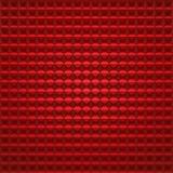 Fundo abstrato vermelho - vignettig Fotos de Stock