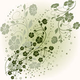 Fundo abstrato - vetor ilustração stock