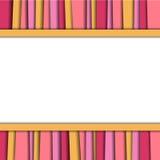Fundo abstrato, vetor colorido da textura da camada Imagem de Stock