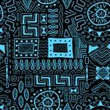 Fundo africano ilustração royalty free