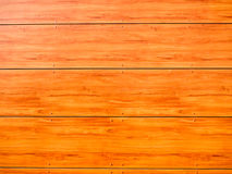 Fundo alaranjado da textura de madeira para o projeto Imagem de Stock Royalty Free