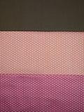 Fundo alaranjado, marrom e cor-de-rosa do às bolinhas Imagem de Stock Royalty Free