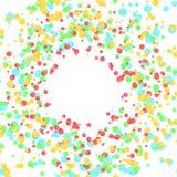 Fundo alegre do sumário brilhante macio fresco das cores Paridade colorida ilustração stock