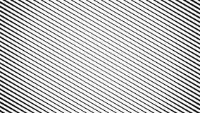 Fundo alinhado reticulação Teste padrão de intervalo mínimo do vetor do efeito Linhas ilustração stock