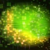 Fundo alta tecnologia Imagens de Stock