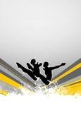 Fundo alto do mergulho Imagens de Stock Royalty Free