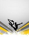 Fundo alto do mergulho Imagem de Stock Royalty Free