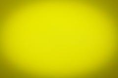 Fundo amarelo Foto de Stock