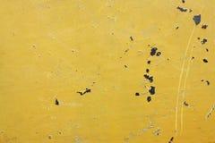 Fundo amarelo abstrato Imagens de Stock Royalty Free