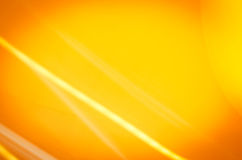 Fundo amarelo abstrato Fotos de Stock Royalty Free