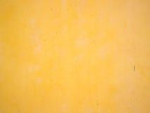 Fundo amarelo da parede Imagem de Stock Royalty Free