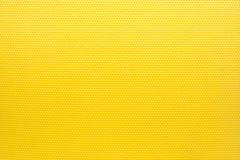 Fundo amarelo da textura do ponto Imagens de Stock Royalty Free