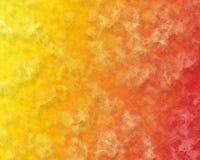 Fundo amarelo e vermelho Imagens de Stock Royalty Free