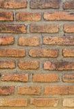 Fundo antigo da parede de tijolo Imagens de Stock