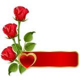 Fundo ao St.Valentine ilustração stock