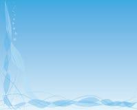 Fundo aquático Imagens de Stock Royalty Free