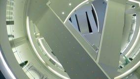 Fundo arquitectónico abstrato Fotos de Stock