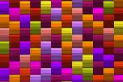 Fundo arquitetónico do Colorist Imagens de Stock Royalty Free