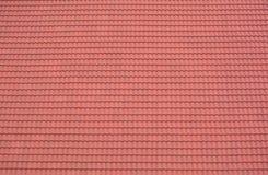 Fundo arranjado do teste padrão da telha de telhado Foto de Stock