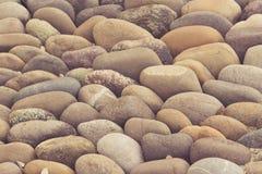Fundo arredondado do assoalho das rochas imagem de stock