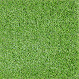 Fundo artificial da textura da grama verde Fotos de Stock