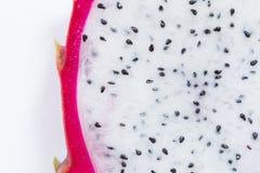 Fundo asiático da textura de Pitaya do fruto do dragão Fotografia de Stock Royalty Free