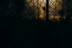 Fundo assustador para Dia das Bruxas Fotografia de Stock