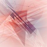 Fundo avermelhado para o webdesign Imagens de Stock