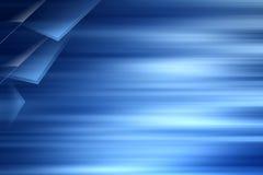 Fundo. Azul Imagens de Stock Royalty Free