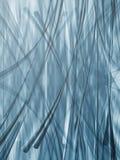 Fundo azul 2 Imagem de Stock