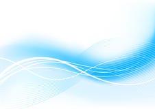 Fundo azul Imagens de Stock